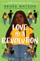 Love Is A Revolution
