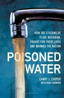 Cover of Poisoned Water: How the Ci