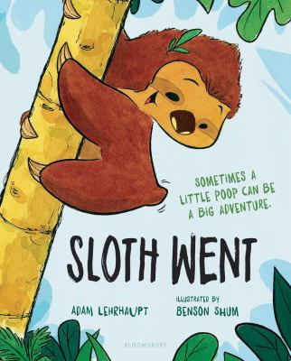 Sloth Went(book-cover)
