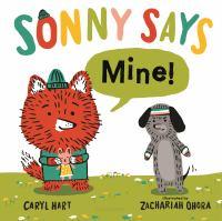 Sonny Says Mine!