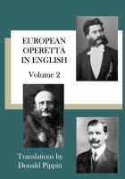 European Operetta in English
