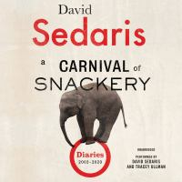 A CARNIVAL OF SNACKERY (CD)