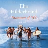 SUMMER OF '69 [audiobook Cd]