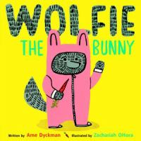 Wolfie The Bunny WB