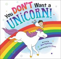 You Don't Want A Unicorn WB
