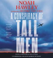 CONSPIRACY OF TALL MEN [audiobook Cd]