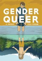 Cover of Gender Queer: A Memoir