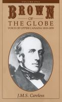 Brown of the Globe