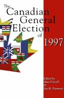 The Canadian General Election of 1997