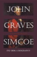 John Graves Simcoe, 1752-1806