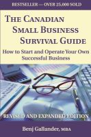 Canadian Small Business Survival Guide