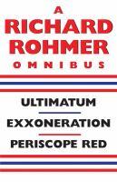 A Richard Rohmer Omnibus
