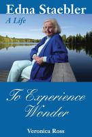 To Experience Wonder