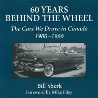 60 Years Behind the Wheel