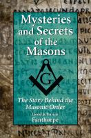 Mysteries and Secrets of the Masons