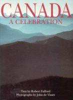 Canada, A Celebration