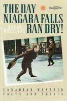 The Day Niagara Falls Ran Dry!