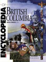 Encyclopedia of British Columbia