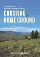Crossing Home Ground