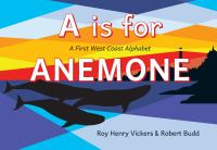 Cover of A Is for Anemone