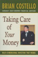 Taking Care of your Money