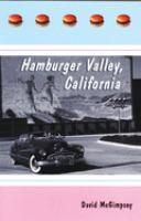 Hamburger Valley, California