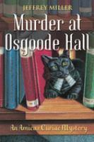 Murder at Osgoode Hall