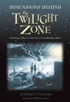 Dimensions Behind the Twilight Zone