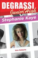 Stephanie Kaye