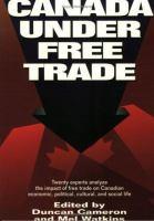 Canada Under Free Trade