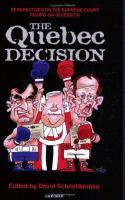 The Quebec Decision