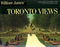 William James' Toronto Views