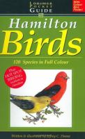 The Lorimer Pocketguide to Hamilton Birds