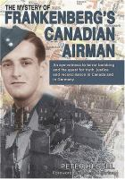 Mystery of Frankenberg's Canadian Airman
