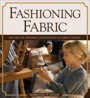 Fashioning Fabric