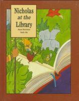 Nicholas at the Library