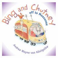 Bing and Chutney Off to Moosonee