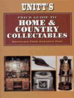 Unitt's Price Guide to Home & Country Collectables