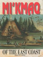 Mi'kmaq of the East Coast
