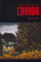 A Brief History of Canada