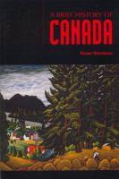 A Brief History of Canada