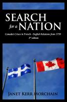 Search for A Nation