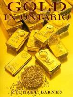 Gold in Ontario