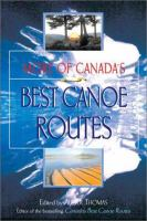 More of Canada's Best Canoe Routes