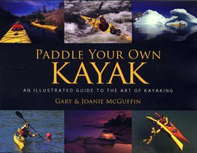 Cover image for Paddle your Own Kayak