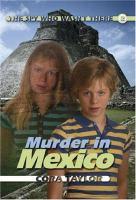 Murder in Mexico