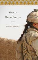 Masham Means Evening