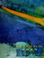 Paterson Ewen