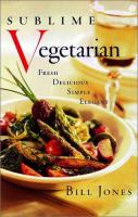 The Sublime Vegetarian