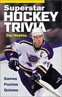 Superstar Hockey Trivia